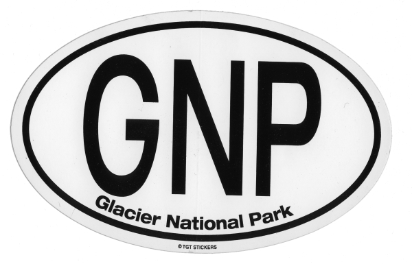 GNP Sticker