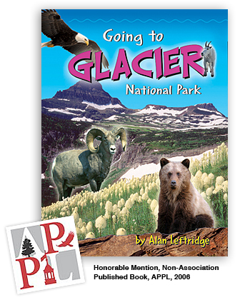 Going to Glacier National Park for Kids
