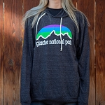 Long Sleeve Glacier Light Weight Hoodie