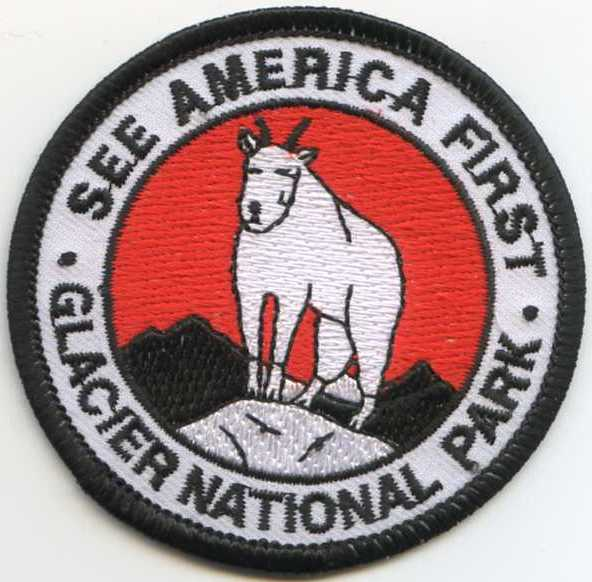 See America First Patch