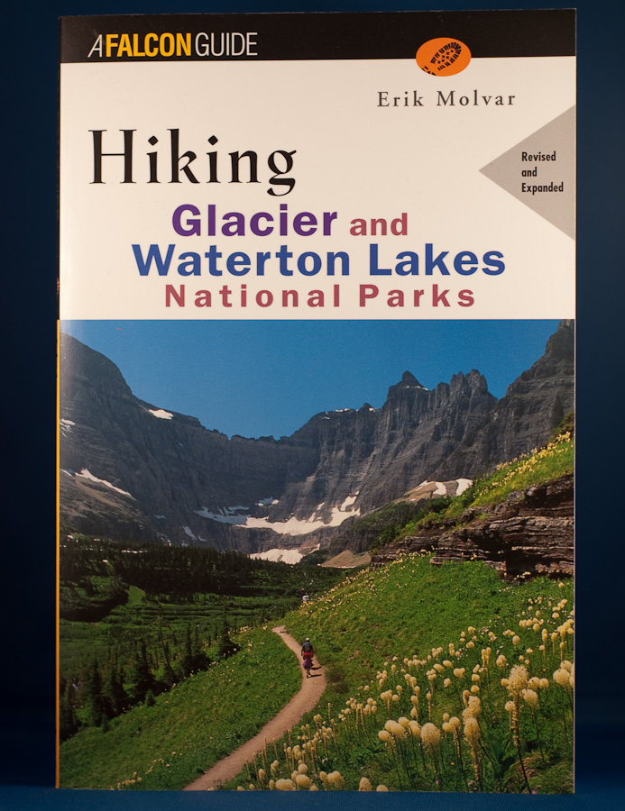 Falcon Guide: Hiking Glacier and Waterton Lakes National Park