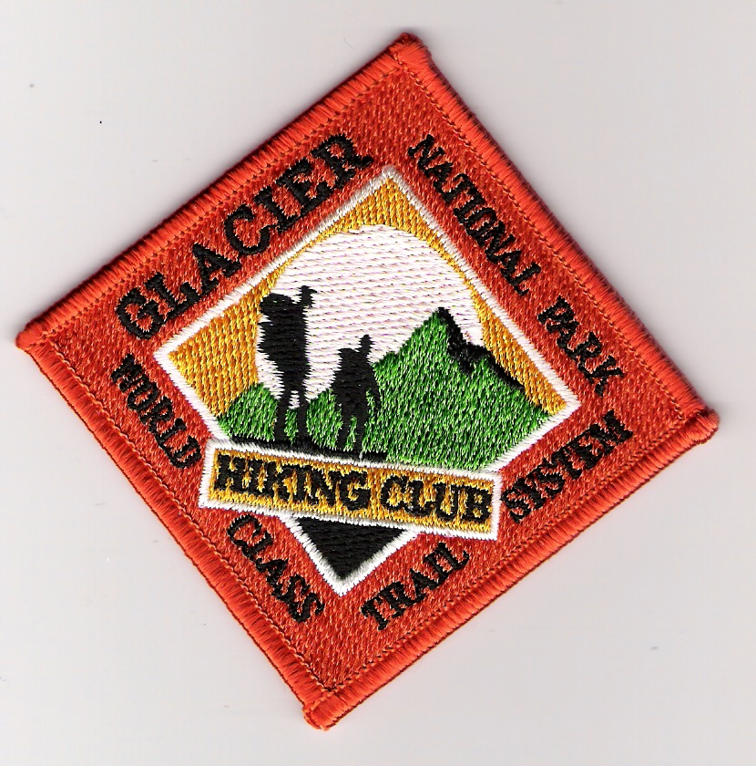 Hiking Club Patch