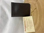 TLS Handcrafted Bison Leather wallet