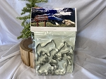 Glacier National Park Cookie Cutter Set