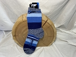GNP Moose Stripe Socks