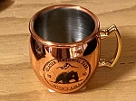 Mini Mule Shot Glass