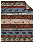 Pendleton Pine Lodge Blanket - Queen Size